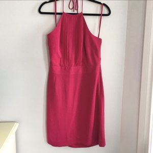 Pink Banana Republic Halter dress